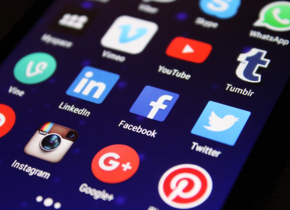 Share your content on social media